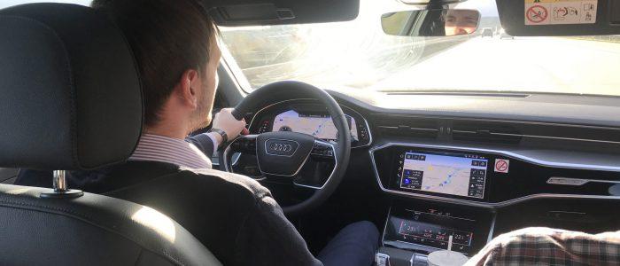 Freiheit, finanziell, Projekt, Audi, A6, Sebbe