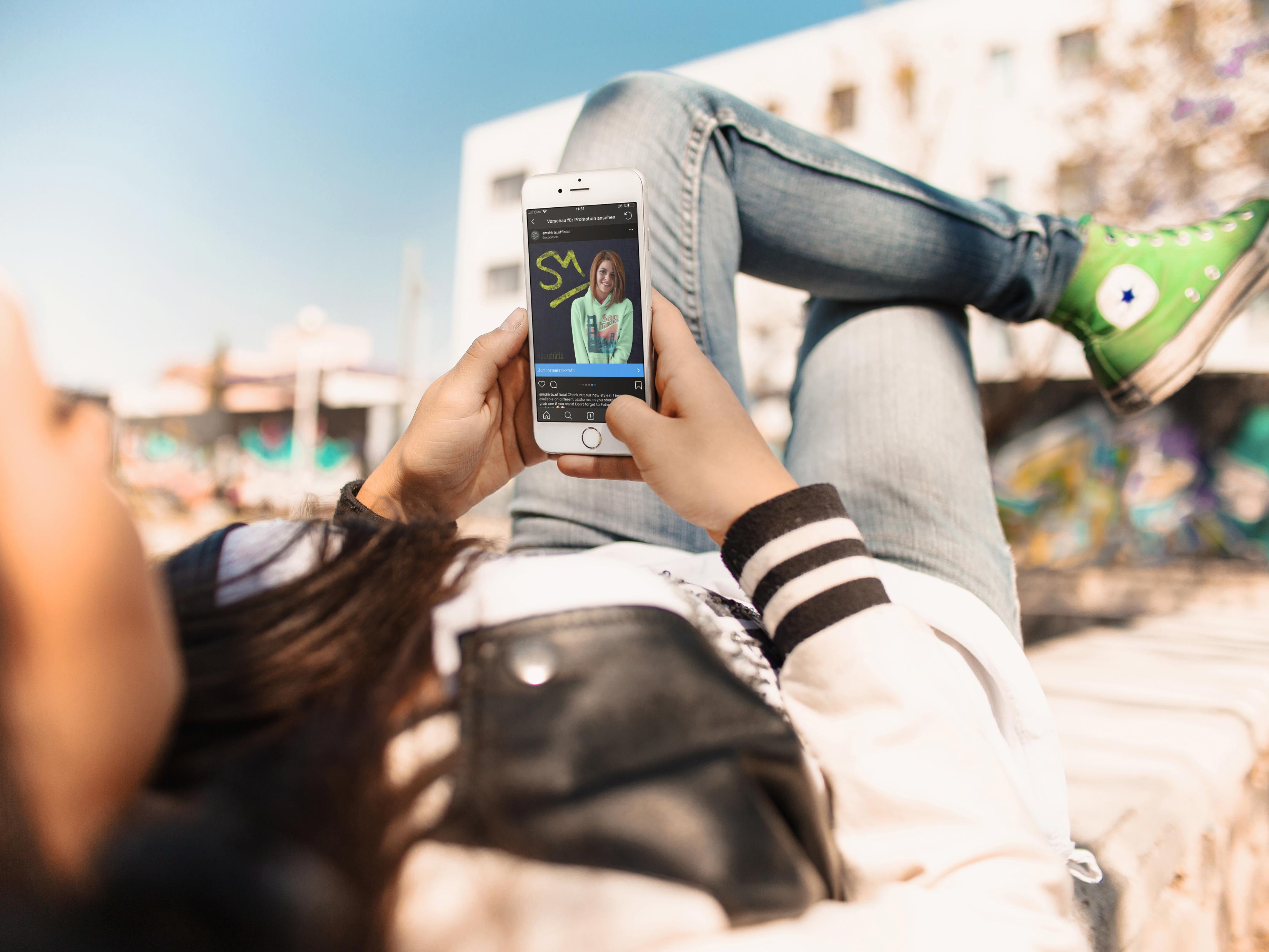 Mehr Reichweite durch Instagram Werbung; Social-Media-Marketing Teil 2
